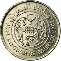 Monnaie, Bahrain, Hamed Bin Isa, 25 Fils, 2005, SUP, Copper-nickel, KM:24 - Bahreïn