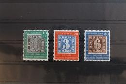 BRD 113-115 ** Postfrisch #SM649 - [7] República Federal