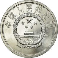 Monnaie, CHINA, PEOPLE'S REPUBLIC, 5 Fen, 1992, SUP, Aluminium, KM:3 - Chine