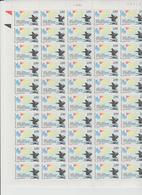 Faciale 21.35 Eur ; Feuille De 50 Tbs à 2.80 Fr N° 2895 (cote 65 Euros) - Feuilles Complètes