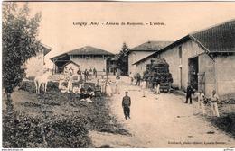 COLIGNY ANNEXE DE REMONTE L'ENTREE - Autres Communes