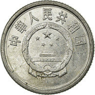 Monnaie, CHINA, PEOPLE'S REPUBLIC, Fen, 1983, TTB, Aluminium, KM:1 - Chine