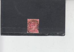 GRAN BRETAGNA  1902 - Unificato 107 - Edoardo VII - 1902-1951 (Re)