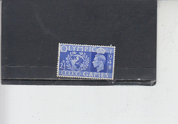 GRAN BRETAGNA  1948 - Unificato  241 - Olimpiadi Londra - Usati
