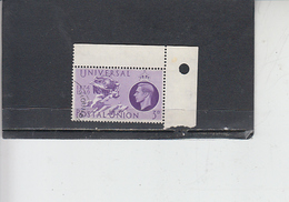 GRAN BRETAGNA  1949 - Unificato  247 - UPU - Usati