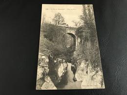 1248 - Le Pont De SERASSON Vallée Des Usses - 1906 Timbrée - Andere Gemeenten