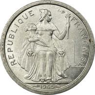 Monnaie, French Polynesia, Franc, 1965, SUP, Aluminium, KM:2 - Polynésie Française
