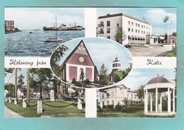 Small Old Post Card Of Kalix, Norrbotten, Sweden,V68. - Sweden