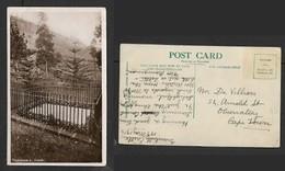 St Helena, Napoleon's Tomb, T.L.M.Adams, St Helena (publisher) - Sant'Elena