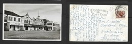 S.Africa. Southey Terrace, Winburg, OFS, Ford's Hotel, Stationers, Coffee Shop, Photo G.S.DuPlessis - South Africa