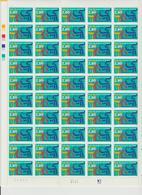 Faciale 21.35 Eur ; Feuille De 50 Tbs à 2.80 Fr N° 2938 (cote 65 Euros) - Feuilles Complètes