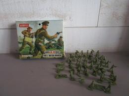 Petits Soldats Airfix British Infantery WW2 1/72 HO En Boite Bleue - Army