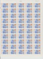 Faciale 21.35 Eur ; Feuille De 50 Tbs à 2.80 Fr N° 2953 (cote 65 Euros) - Ganze Bögen