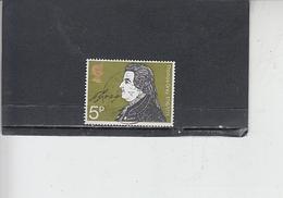 GRAN BRETAGNA  1971 - Unificato  641 - Gray - 1952-.... (Elisabetta II)