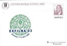 España Sobre Entero Postal Nº 84 - Stamped Stationery