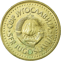Monnaie, Yougoslavie, 5 Dinara, 1986, TTB+, Nickel-brass, KM:88 - Yougoslavie