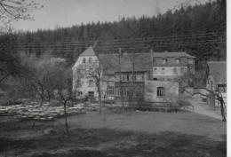 AK 0213  Mühltal Bei Eisenberg - Waldhaus Pfarrmühle / Ostalgie , DDR Um 1951 - Eisenberg