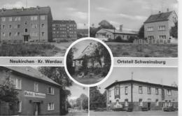 AK 0213  Neukirchen ( Kr. Werdau ) - OT Schweinsburg ( Gasthof ) / Ostalgie , DDR Um 1985 - Werdau