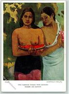 39270585 - Gauguin Two Tahitian Women With Mangoes Nr 661 - Lapinot
