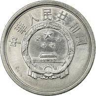 Monnaie, CHINA, PEOPLE'S REPUBLIC, Fen, 1982, TTB, Aluminium, KM:1 - Chine