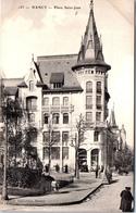 54 NANCY - Agence Renault, Place Saint Jean - Nancy