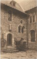 Orval  Entrée Chapelle Saint Bernard - Florenville