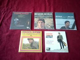 HUGUES  AUFRAY  ° 5  CD   4 TITRES  CD SINGLE   COLLECTION  REPRODUCTION  DU  45 TOURS  D'EPOQUE - Music & Instruments