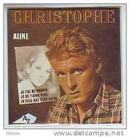 CHRISTOPHE  ° LOT DE 3 /  4 TITRES  CD SINGLE   COLLECTION  REPRODUCTION  DU  45 TOURS  D'EPOQUE - Musique & Instruments