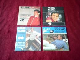 FRANK  ALAMO  LOT DE  4  CD SINGLE  4 TITRES   COLLECTION  REPRODUCTION  DU  45 TOURS  D'EPOQUE - Music & Instruments