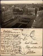 Timisoara - Bd. Regele Ferdinand, Teatrul Si Palatul Lloyd Cu Terasa-restaurant, 1930.. - Romania