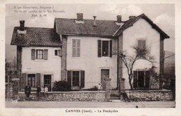 D 30  CANNES   LE PRESBYTERE - France