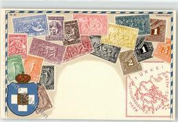 52453538 - Griechenland Wappen Zieher, Ottmar Nr. 87 - Briefmarken (Abbildungen)