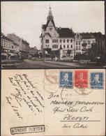 Timisoara - Fabric, Piata Romanilor - 'Fabrica Coronini', 1945. - Romania