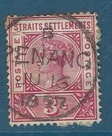 GRANDE BRETAGNE (Ex-cololies)  MALACCA - 1892_1901 N° 66 - Malacca