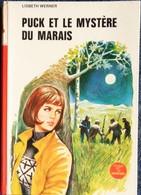 Lisbeth Werner - Puck Et Le Mystère Du Marais - Bibliothèque Rouge Et Or N° 2.789 - ( 1976 ) . - Bücher, Zeitschriften, Comics