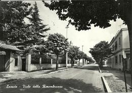 Lainate (Milano) Viale Della Rimembranza, Rimembranza Avenue - Milano