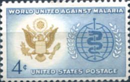 Ref. 161750 * NEW *  - UNITED STATES . 1962. MALARIA ERADICATION. ERRADICACION DE LA MALARIA - Nuevos