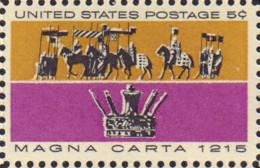 Ref. 161817 * NEW *  - UNITED STATES . 1965. 750 ANIVERSARIO DE LA CARTA MAGNA - United States