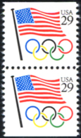 Ref. 209140 * NEW *  - UNITED STATES . 1991. FLAG. BANDERA - Estados Unidos