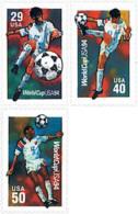 Ref. 86881 * NEW *  - UNITED STATES . 1994. FOOTBALL WORLD CUP.  USA-94. COPA DEL MUNDO DE FUTBOL. USA-94 - Estados Unidos