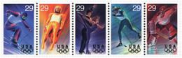 Ref. 5807 * NEW *  - UNITED STATES . 1994. XVII OLYMPIC WINTER GAMES. LILLEHAMMER 1994. 17 JUEGOS OLIMPICOS INVIERNO LIL - Estados Unidos
