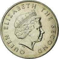 Monnaie, Etats Des Caraibes Orientales, Elizabeth II, 25 Cents, 2007, British - East Caribbean States