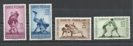 TURQUIA YVERT  1083/86   MNH  ** - 1921-... República