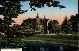 Cp Lüdinghausen Im Kreis Coesfeld Nordrhein Westfalen, Burg Vischering - Allemagne