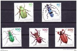 Duitsland 1993 Nr 1497/1501 **, Zeer Mooi Lot Krt 3684 - [7] République Fédérale