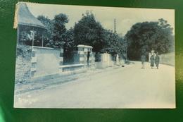 Angoulins Avenue De La Gare écrite En 1949 - France