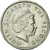 Monnaie, Etats Des Caraibes Orientales, Elizabeth II, 2 Cents, 2004, British - Caraïbes Orientales (Etats Des)