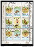Sao Tome Et Principe. Jeux Olympiques De Los Angeles - Sao Tome Et Principe