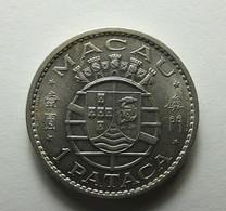 Portugal Macau 1 Pataca 1980 - Portogallo