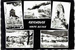 Geishouse - Haute Alsace - Multivue - Ferme Du Haag - Monument Grand Ballon - Bernhöh - Partie Du Village - Autres Communes